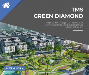TMS Green Diamond